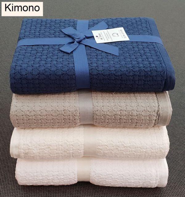 Baumwoll-Decken Kimono